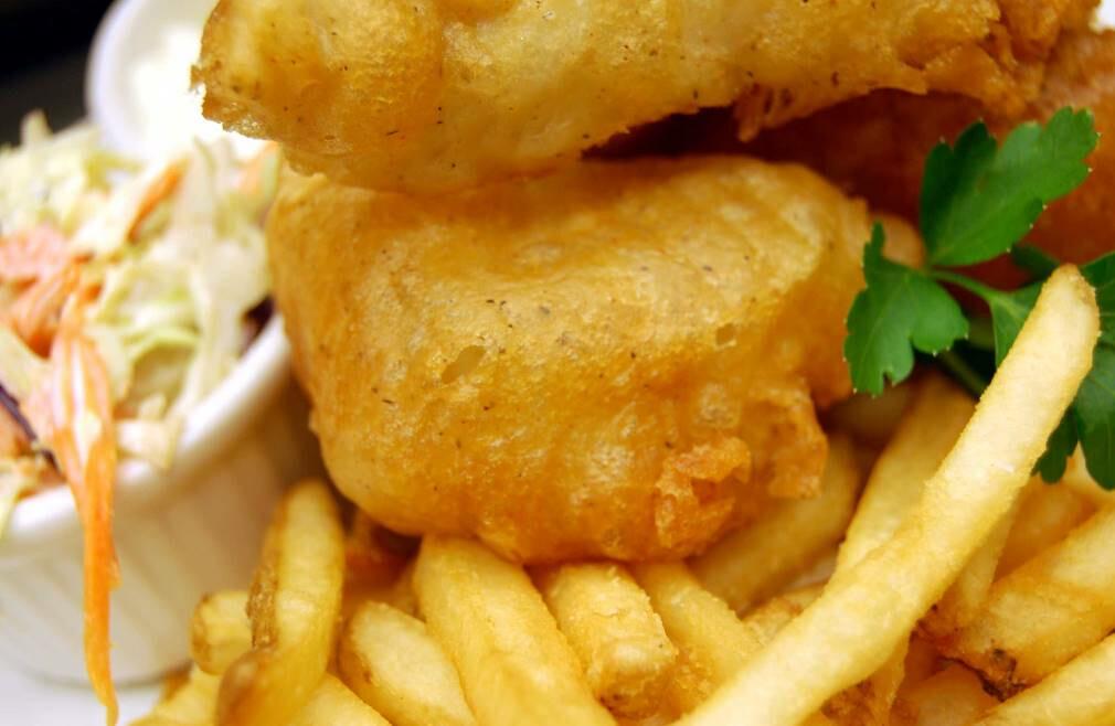 Drive-thru Fish Fry