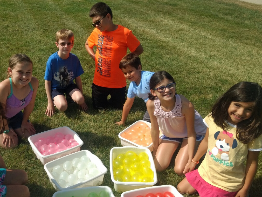 Summer Fun Camp Open to All St. Dominic Families