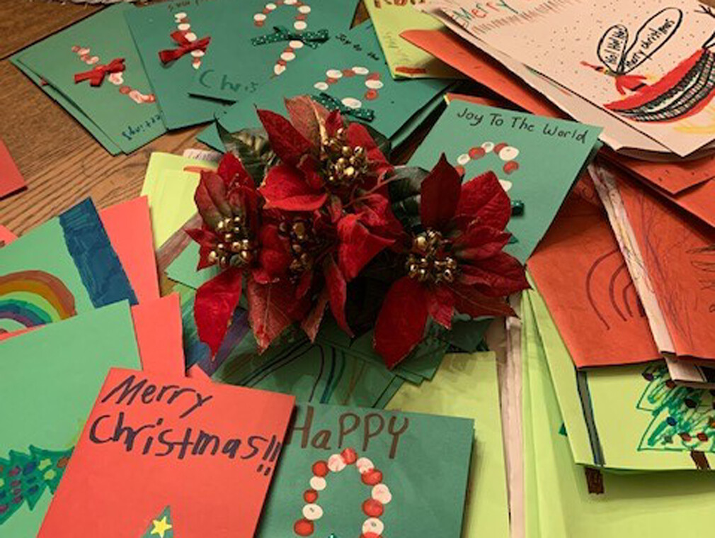 Christmas Cards for the Military