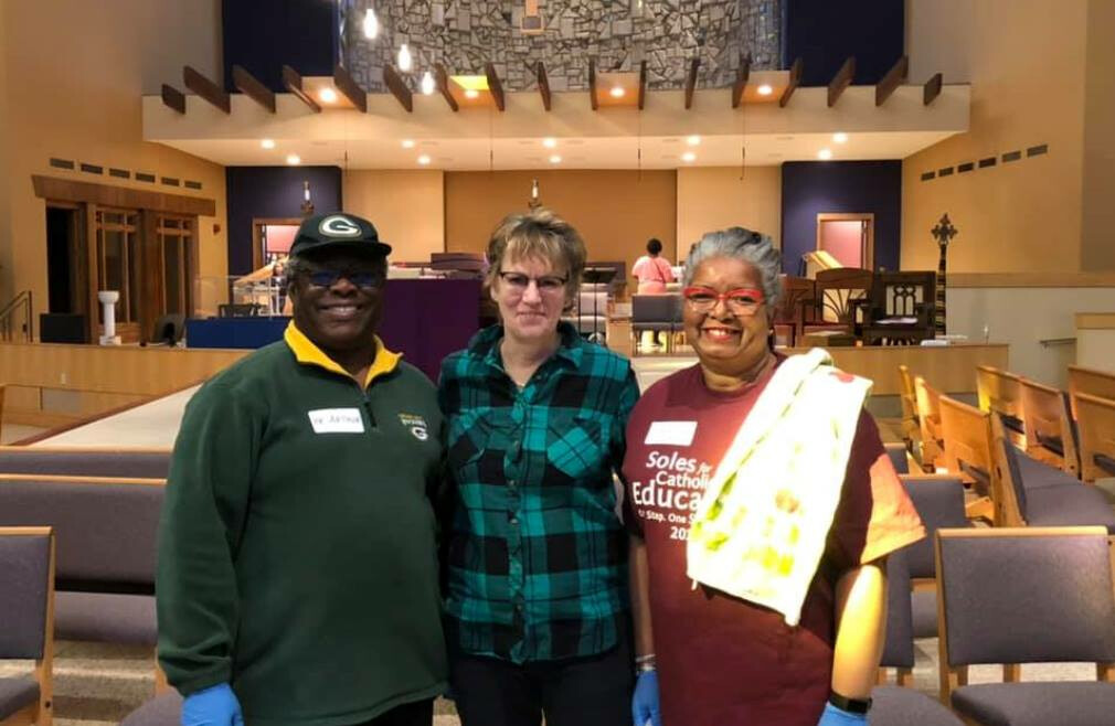Food Pantry & Contributions Drop-off