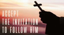 Follow Me - Daily Scripture Reflection